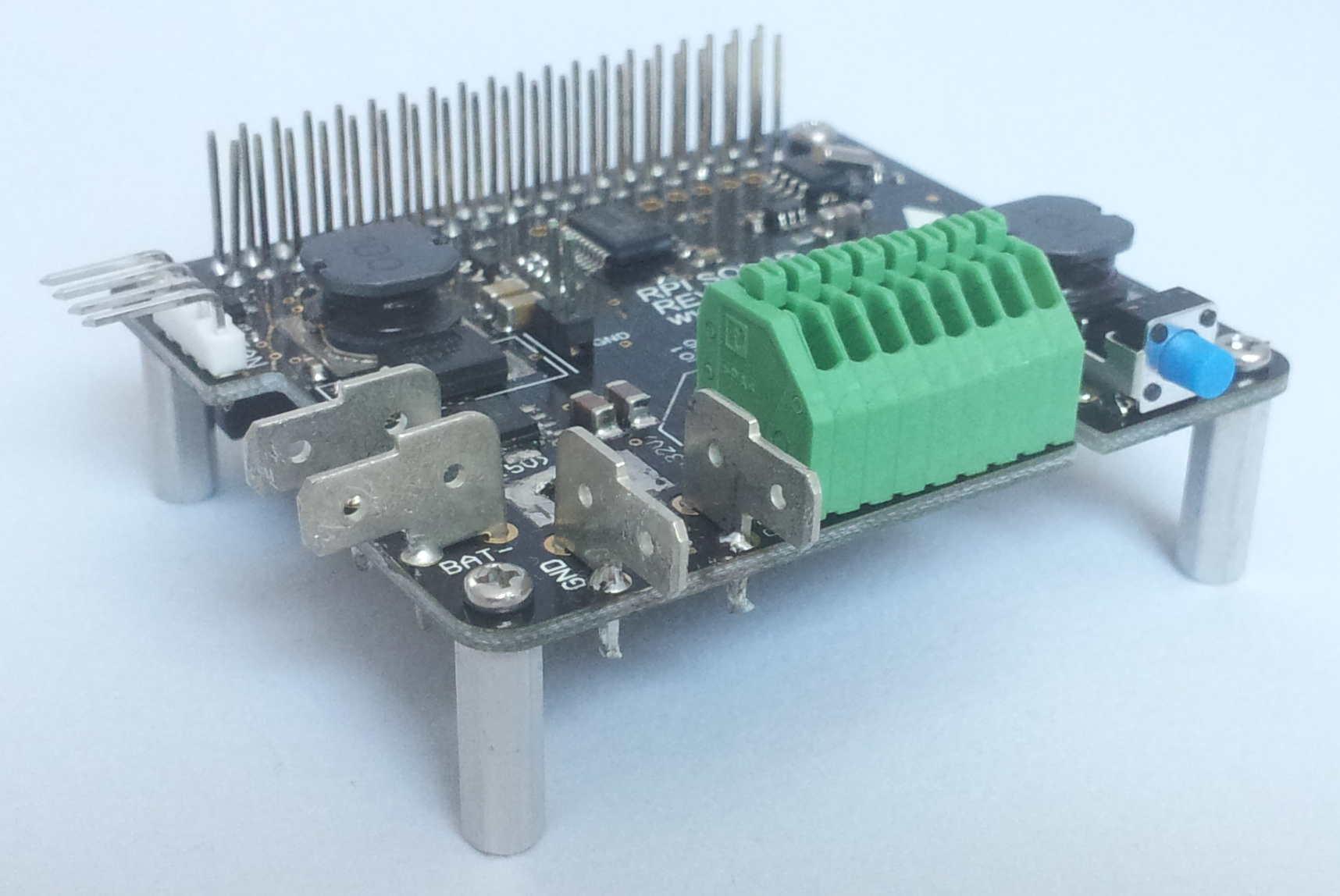Raspberry Pi Solar Power Module | rpigear com